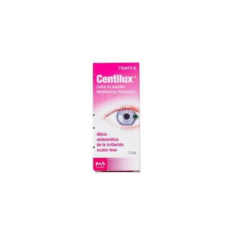 Centillux 0,25 mg/ml Colirio en solucion