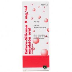 Entero Silicona 9 mg/ml Emulsion Oral