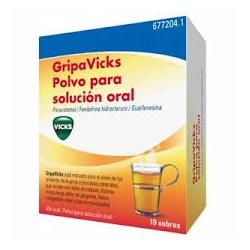 Grpavicks Polvo para Solucion Oral