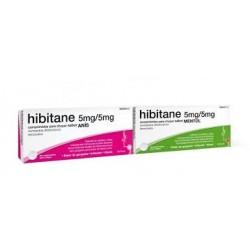 Hibitane 5MG/5MG Comprimidos para  chupar sabor anisR ANIS