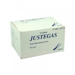 Justegas 1,871mg/1398 mg granulado (50 sobres)