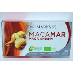 Macamar · Marnys · 60 cápsulas Cn299885.8