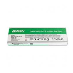 Test Nasal Antigenos Autodiagnostico SARS-COV-2 XIAMEN BOSON BIOTECH (CINFA) 5 Unidades Test