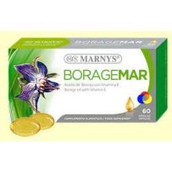 Boragemar · Marnys · 60 cápsulas  099910