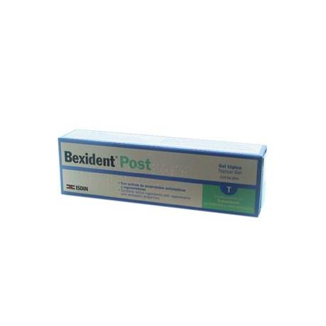 BEXIDENT POST GEL TOPICO 25 ML CN154241.0